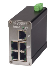 N-Tron 100 Series Industrial Ethernet Switches